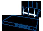 Infrastruttura Wireless RF